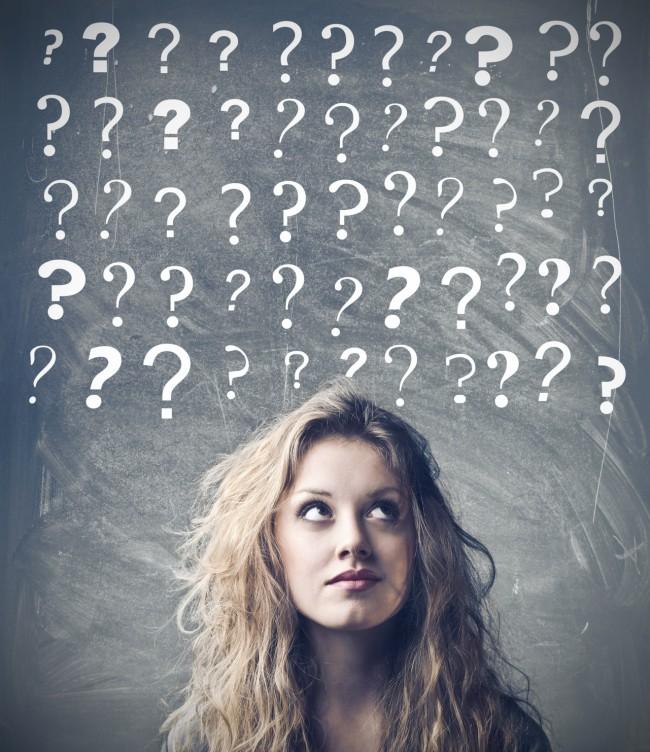 101 Top questions everyone should ask